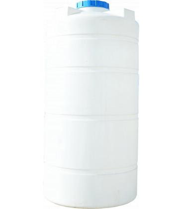 Емкость вертикальная круглая 500 л