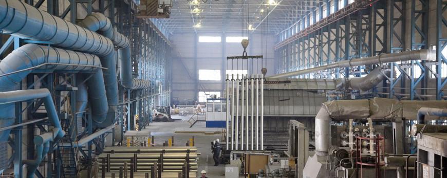 Технологический процесс и возможности завода
