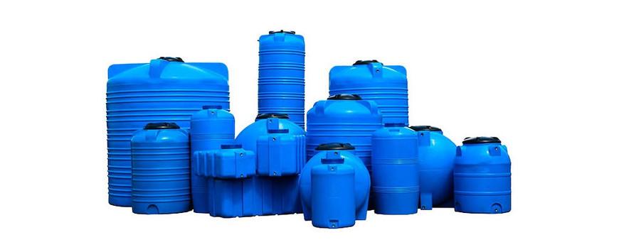 Пластиковые баки для воды Европласт